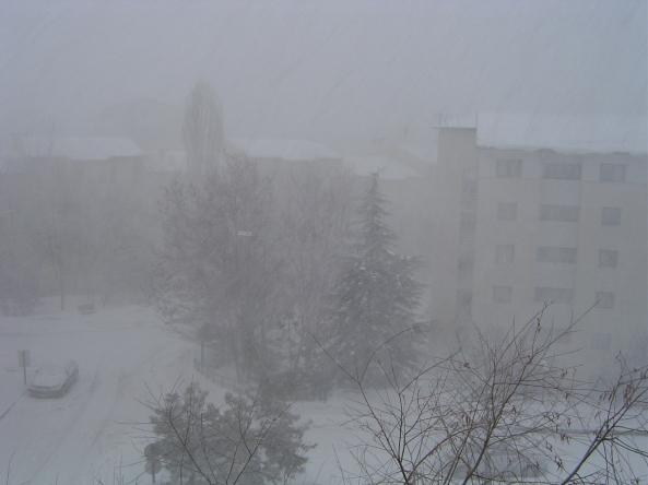 Bilkent Gökgürültülü Kar